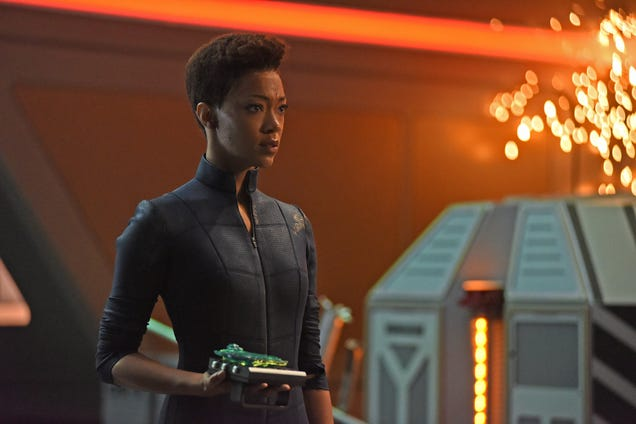 Star Trek: Discovery looks to the future in an explosive finale