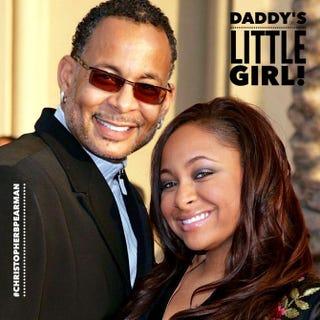 Christopher B. Pearman and his daughter Raven-SymonéChristopher B. Pearman via Facebook