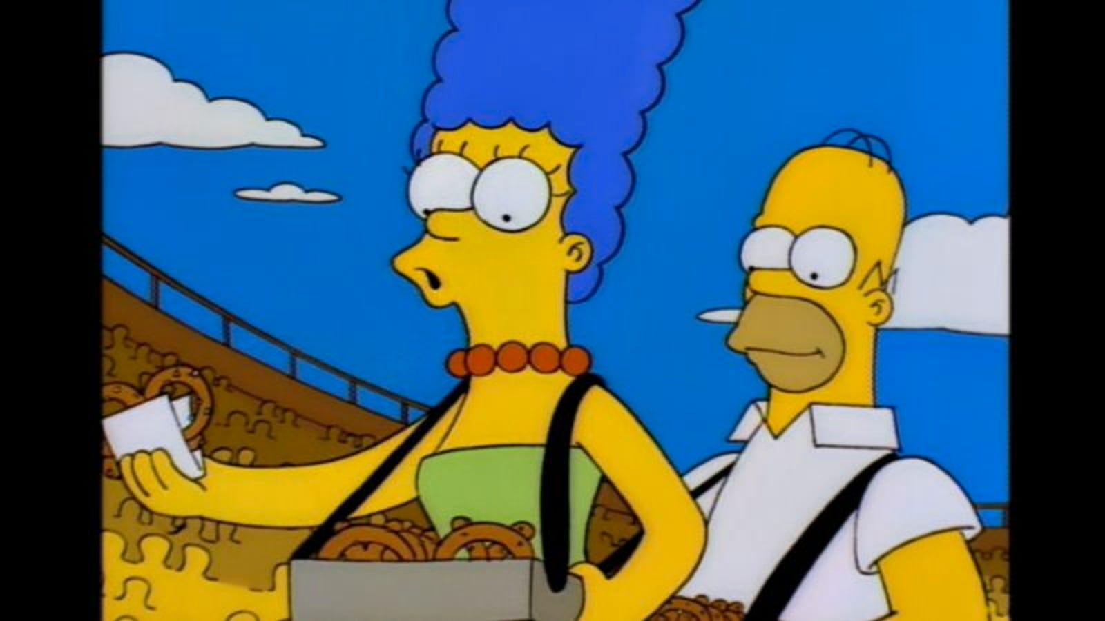 Watch The Simpsons Online: Season 32 Episode 2 - TV Fanatic