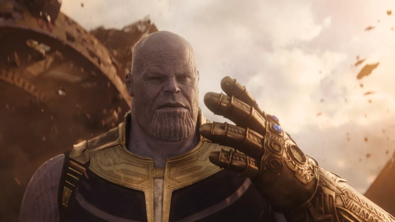 """""""And there I was, staring at my gauntlet, when"""""""