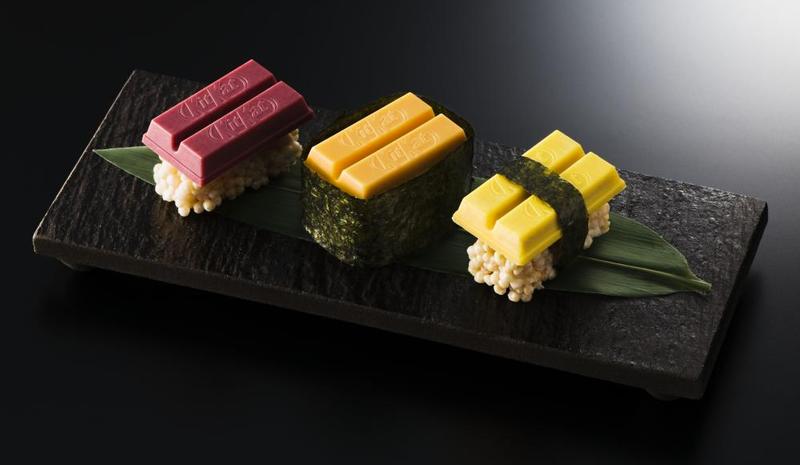[Image: Kit Kat Japan via Tokyo Bargain Mania]