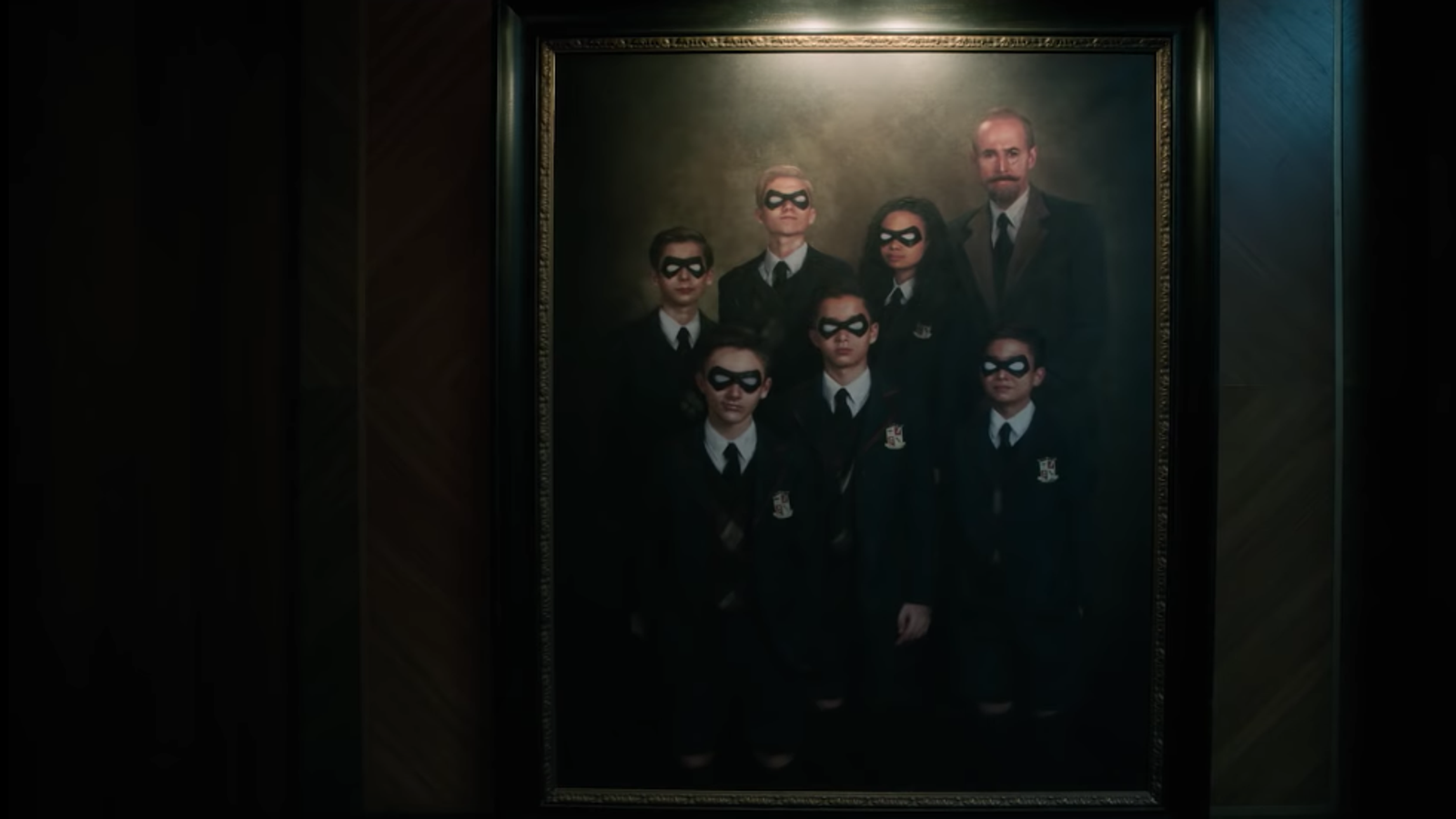 Meet Ellen Page's weird superhero team in the trailer for Netflix's The Umbrella Academy
