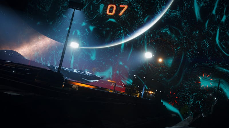 Illustration for article titled Elite Dangerous Players Feel Misled After Developers Interfere With Big Expedition To Unexplored Space