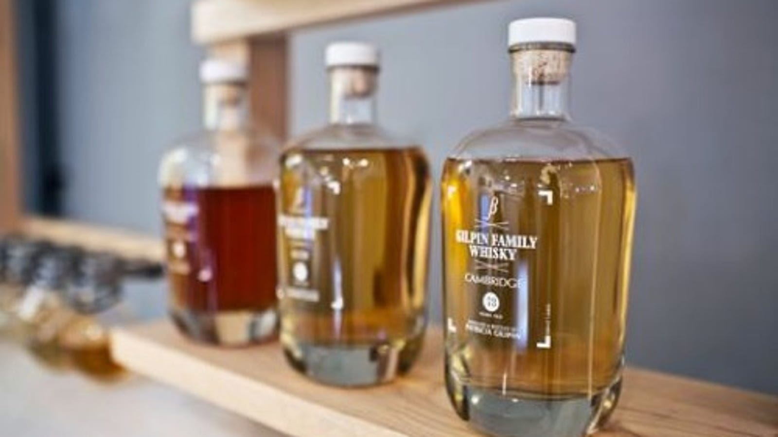 This Whiskey Was Made From Urine