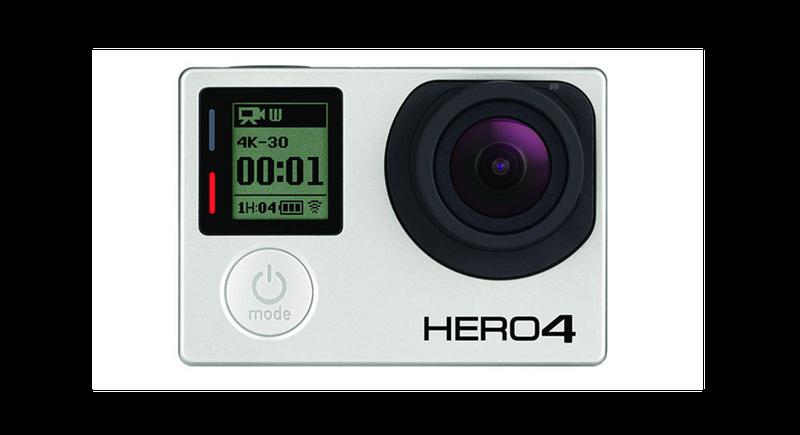 Revelados todos los detalles de las nuevas y potentes GoPro Hero 4