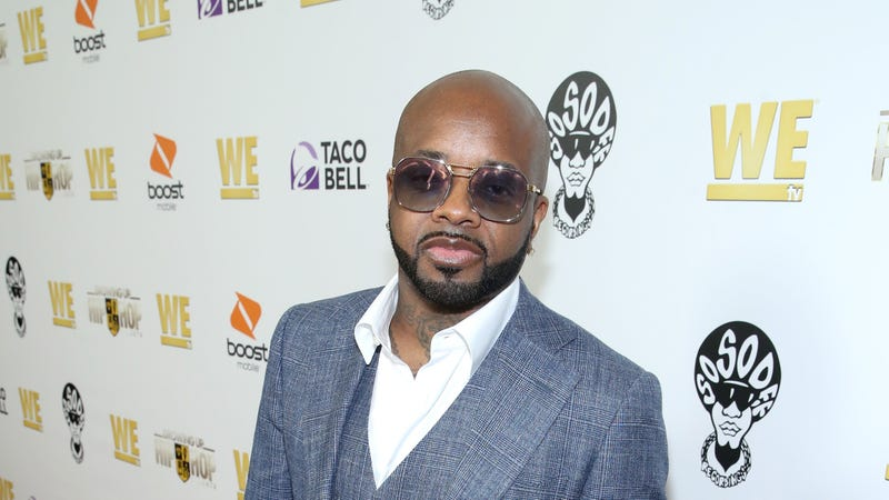 "Jermaine Dupri attends WE tv ""Power, Influence & Hip Hop: The Remarkable Rise Of So So Def"" celebration and Season 3 of ""Growing Up Hip Hop Atlanta"" on July 16, 2019 in West Hollywood, California."