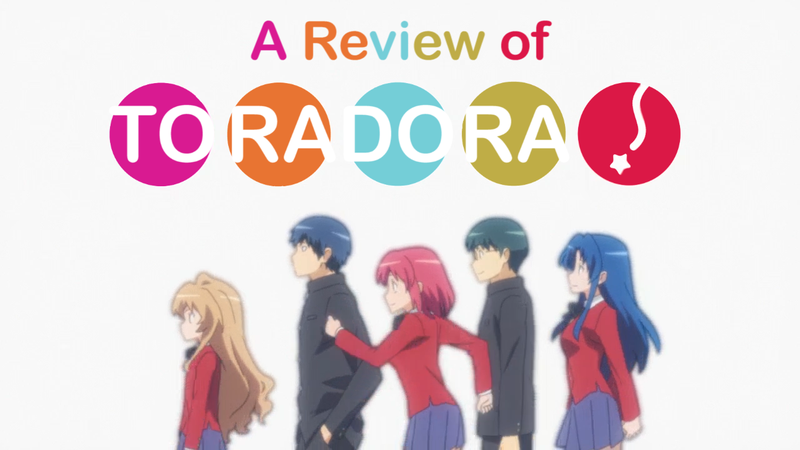 Illustration for article titled Grex's Toradora! Review