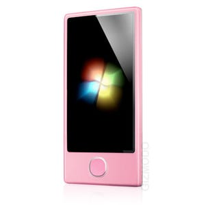 Illustration for article titled Zune Phone Expected in 2 Months?