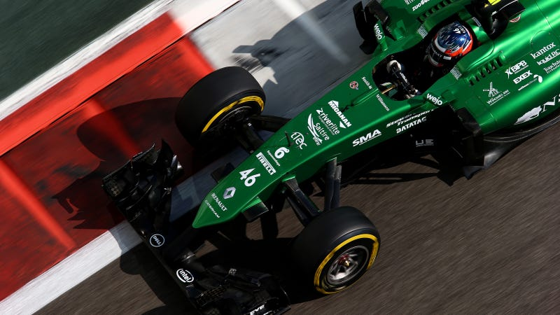 Illustration for article titled The Caterham Formula One Team Is Officially Kaput