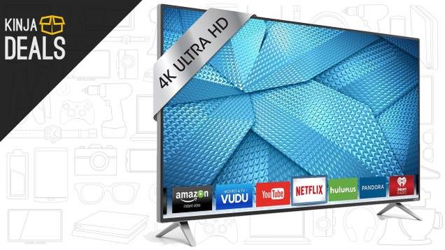 Vizio's 50″ M-Series 4K TV Just Slid Below $600 For Prime Members