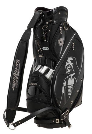 Illustration for article titled Coax Japanese People to Play Golf With Star Wars Golf Gear