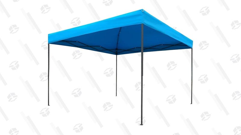 Le Papillon Instant Foldable Outdoor Pop Up Canopy | $54 | Amazon | Clip $6 coupon and use code SB46IY5A