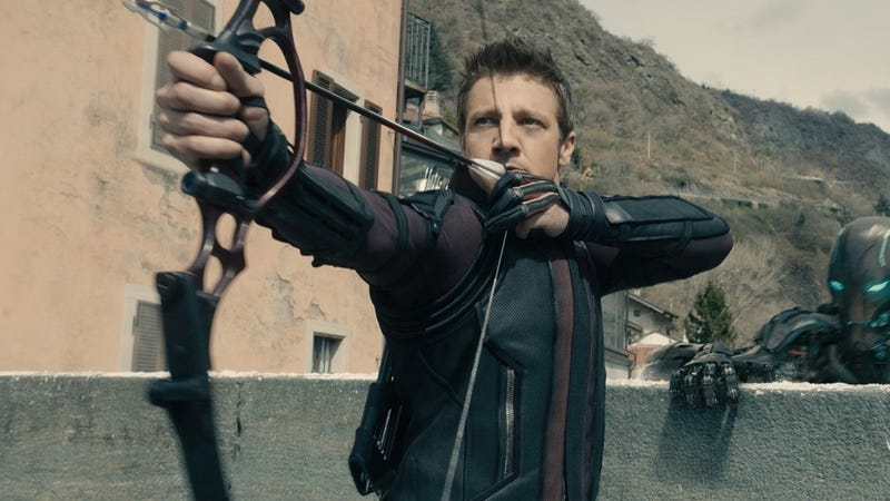 Jeremy Renner Almost Played Agent Myers in del Toro's Hellboy
