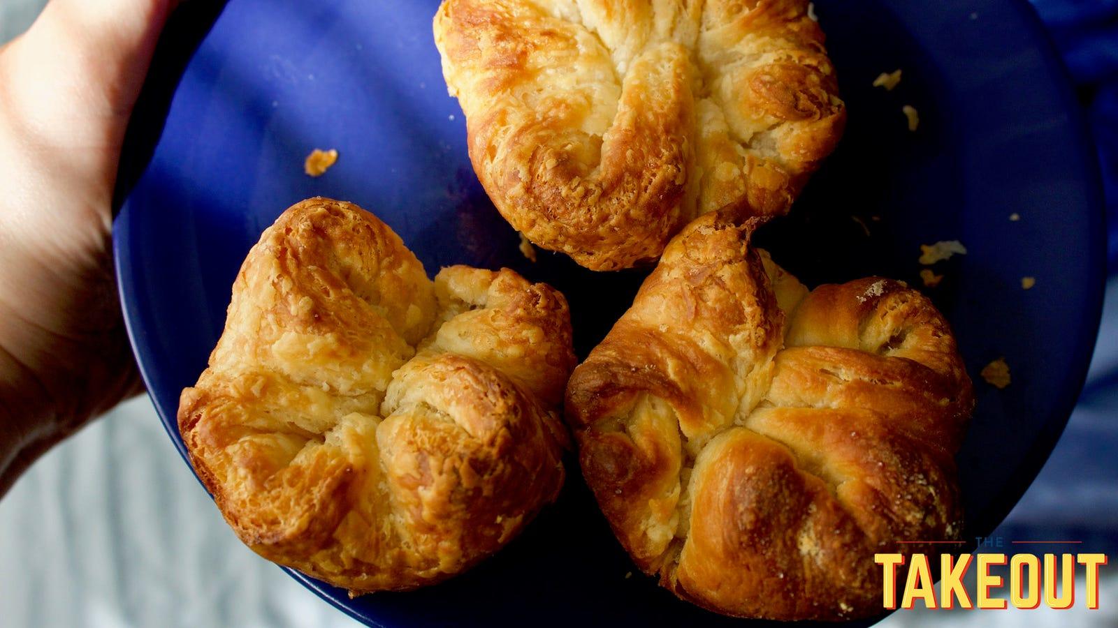 Kouign amann was my home baking Shangri-La