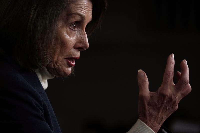 Illustration for article titled Nancy Pelosi's Trip Cancelled After Leak Exposes Exact Travel Schedule Causing Security Risks