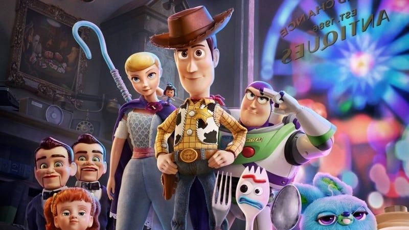 Illustration for article titled Hemos visto Toy Story 4 y tenemos buenas noticias