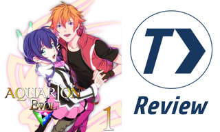 Illustration for article titled Aquarion Evol Vol. 1 - Manga Review