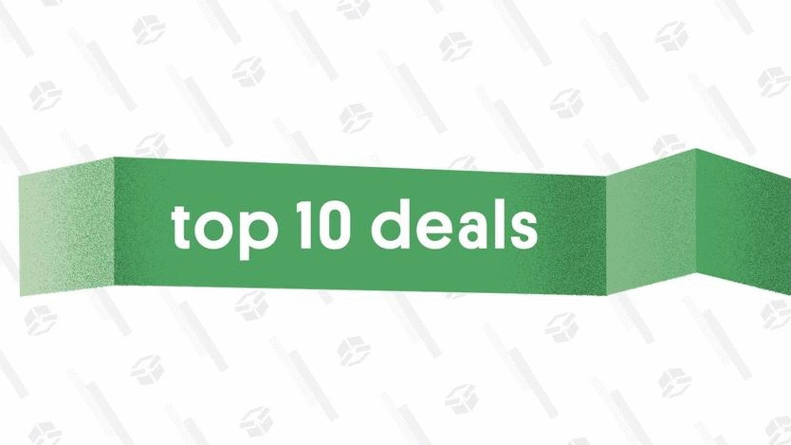 The 10 Best Deals of August 13, 2019