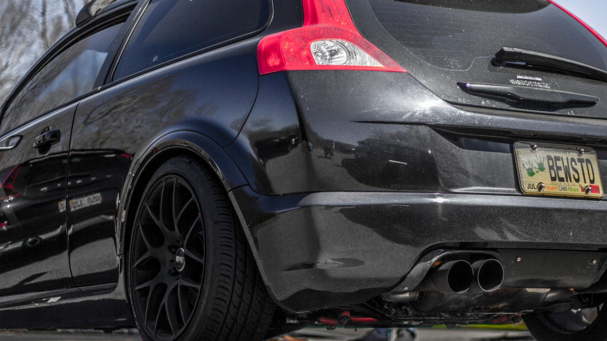 These Crazy Volvo Fans Built The AWD Polestar C30 We Always