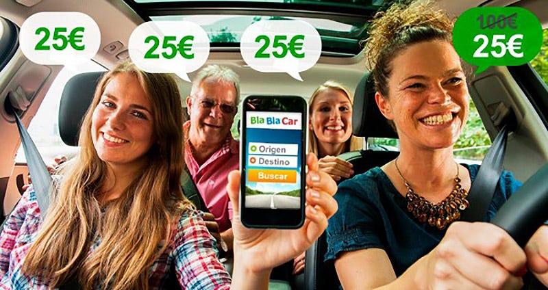 Illustration for article titled Deniegan la suspensión cautelar de BlaBlaCar. El servicio podrá seguir funcionando