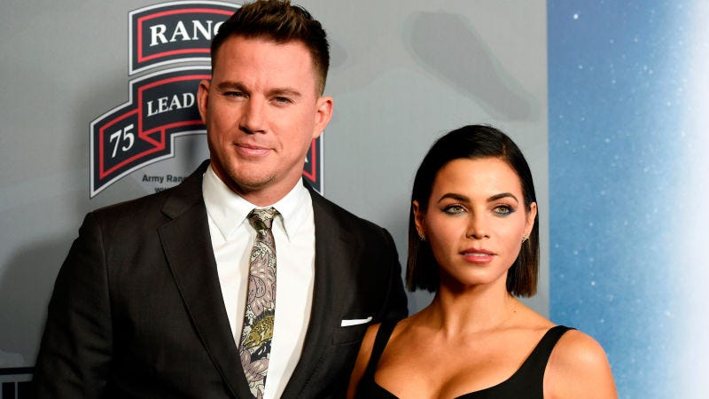 Illustration for article titled Jenna Dewan Insists That Channing Tatum's Behavior Was Not the Cause of Their Breakup