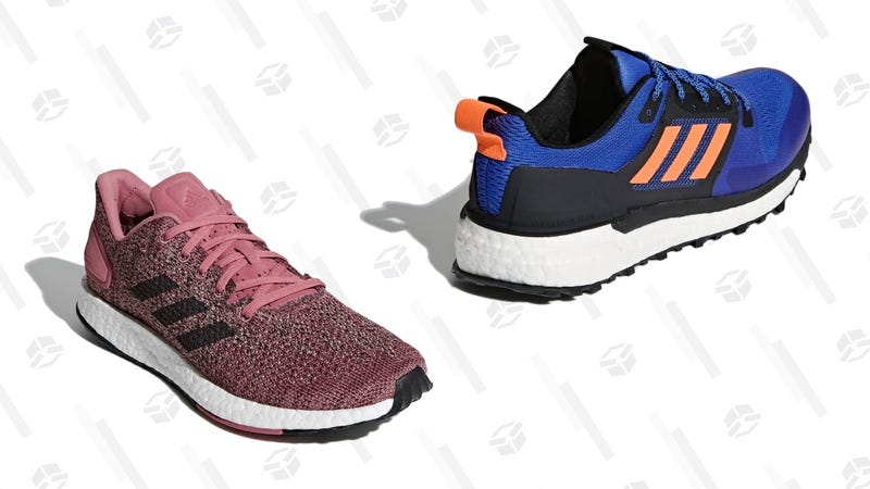 30% off Select Running Shoes | Adidas | Promo code RUNNING