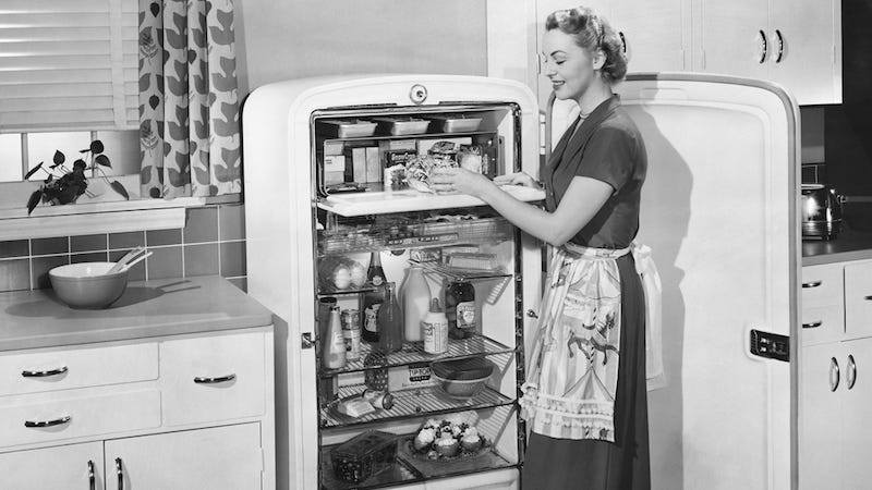 There Was A Time When Kitchens Were Designed For The Individual Women Who Would Spend Their Days In Them Counter Tops And Sinks Measured To Be