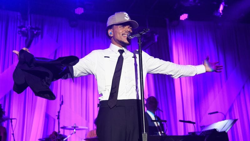 Chance The Rapper (Photo: Getty Images/Kevin Mazur)