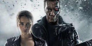 Illustration for article titled La absurda polémica entre Corea y Japón por el póster de Terminator