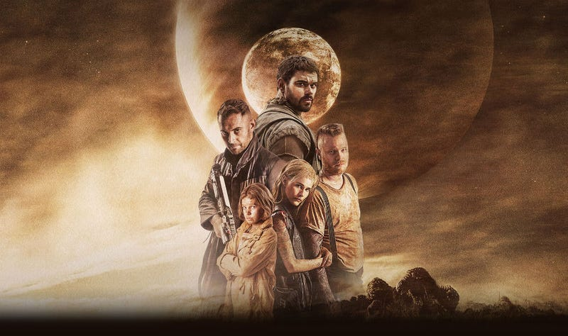 The Osiris Child opens in Australia later this month. Image: Official Site