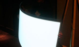 Illustration for article titled CeeLite Flat Lighting Panels Are OLED for Giants