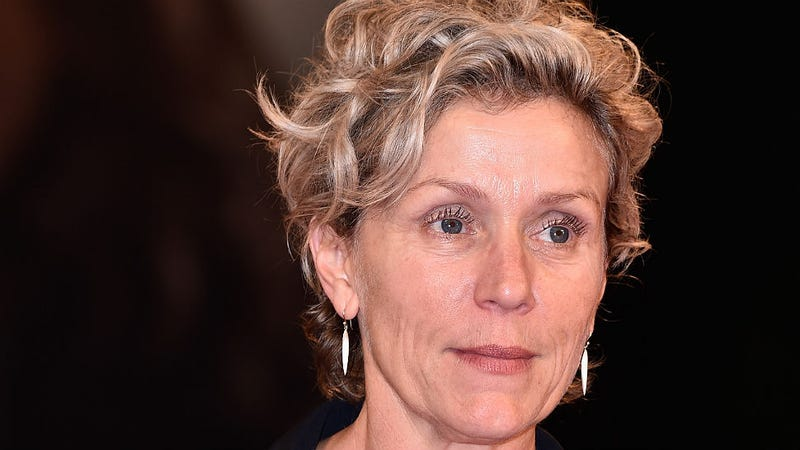 Illustration for article titled Frances McDormand Hates Plastic Surgery and Wants Actors to Quit It