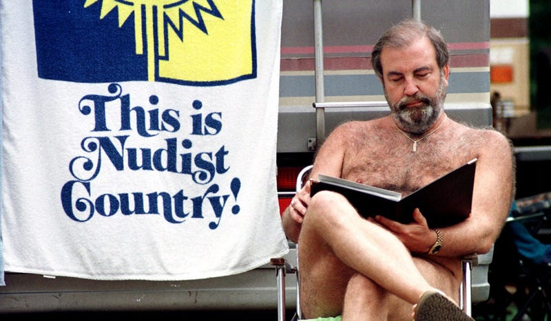 Illustration for article titled Nation's Nudists Court Corporate Sponsorship