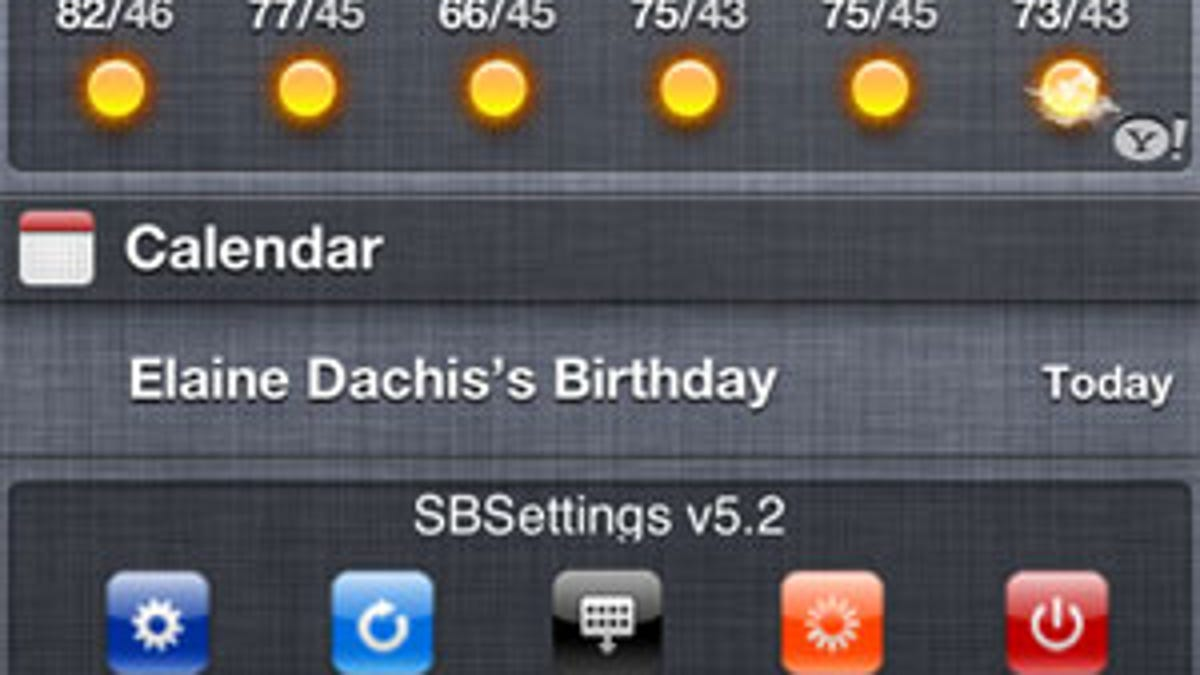 The Best Jailbreak Apps and Tweaks for iOS 6