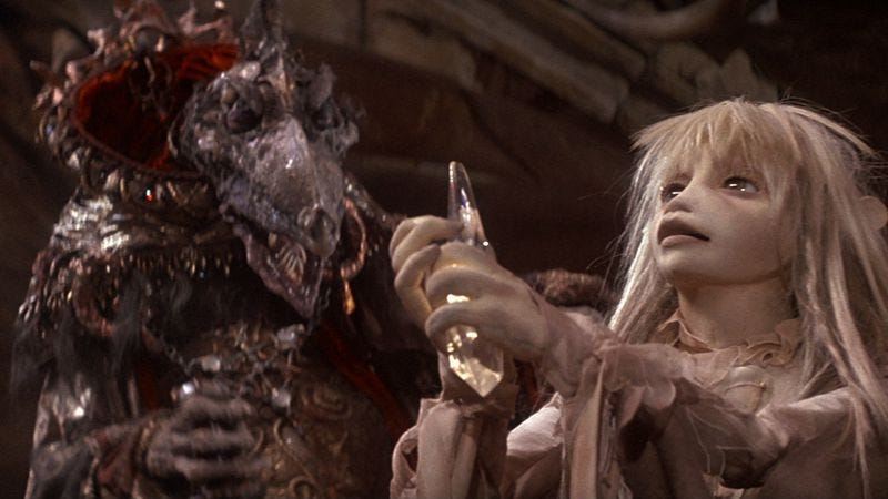 Illustration for article titled Denver, see The Dark Crystal (in 35mm) tonight as part of our Fantastique series