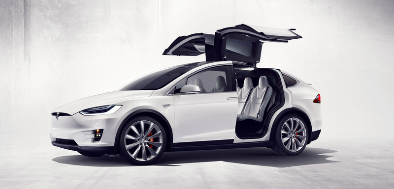 Illustration for article titled The Tesla Model X Is Suffering From Quality Issues