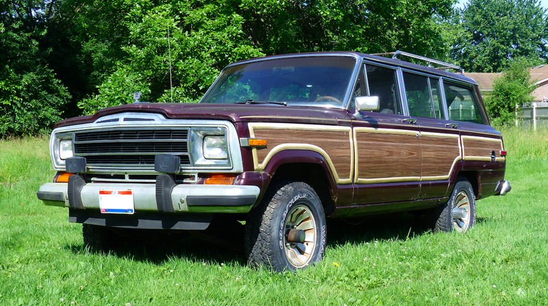 Illustration for article titled Here's What's Wrong With My Free Jeep Grand Wagoneer