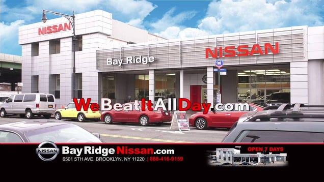 Local Car Dealership Commercials