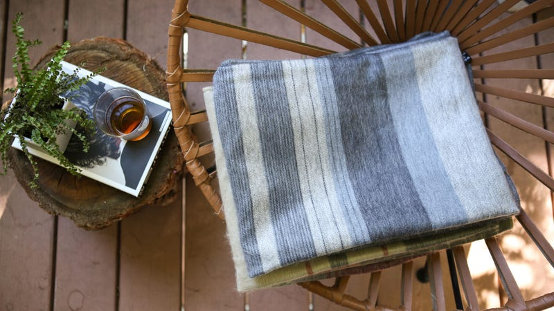 Illustration for article titled Get 30% Off These Fair Trade Super-Soft Alpaca Throws ($87)