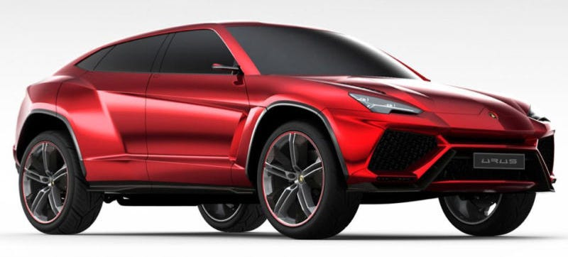 Lamborghini Is Going After Women In An Incredibly Dumb Way