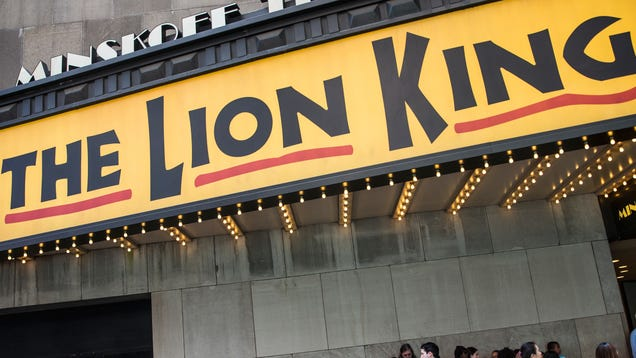 Lion KingPuppet Maker Charged With 3D-Printing Gun at Broadway Theater