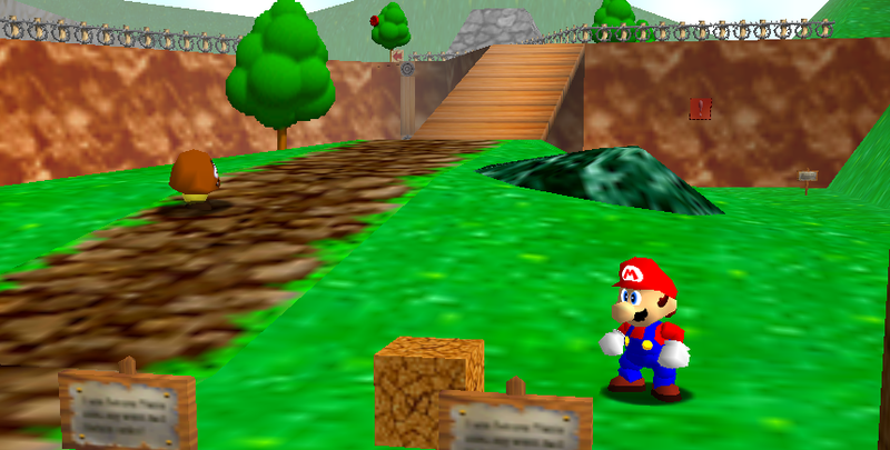 Illustration for article titled These gorgeous clay recreations of Mario 64 levels are a testament to the strategy guide's dying art