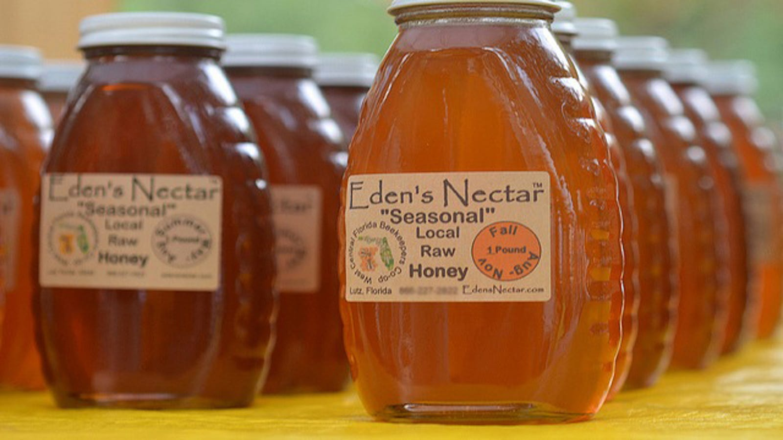 Buy Local Honey To Make Sure You Re Really Getting Honey