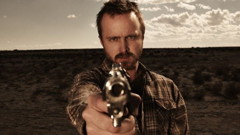 Illustration for article titled Now that you mention it, Aaron Paul would be in The Dark Tower if it happened