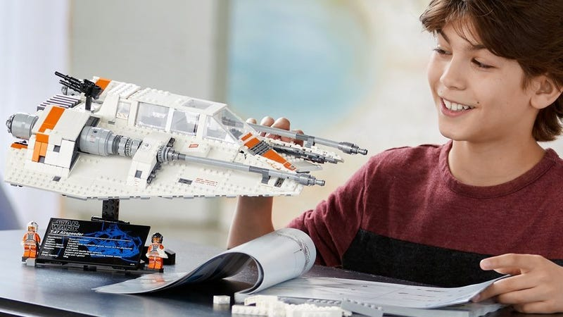 LEGO Star Wars Snowspeeder | $160 | LEGO Shop