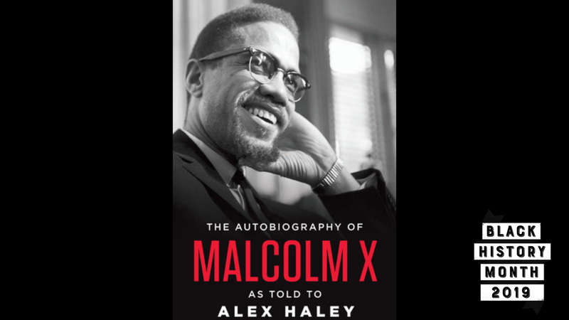 Illustration for article titled 28 Days of Literary Blackness With VSB | Day 8: The Autobiography of Malcolm X(As Told to Alex Haley)