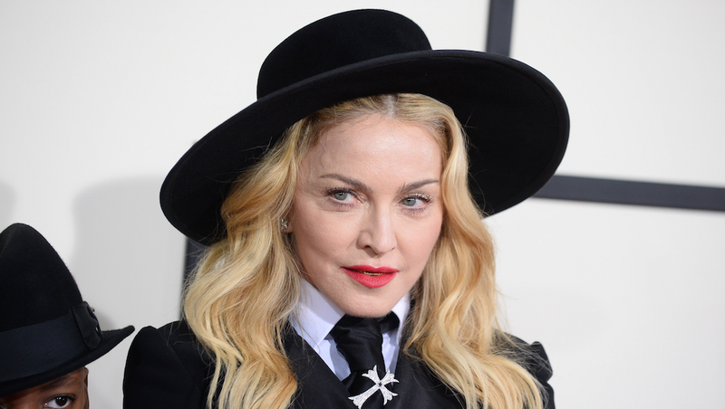 Illustration for article titled Madonna Claims Leaked New Album Is 'Artistic Rape,' 'Terrorism'