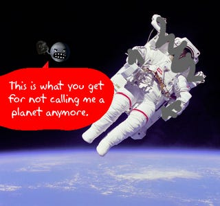 Illustration for article titled NASA Astronaut Loses Tools, Gets Screwed Over By Space