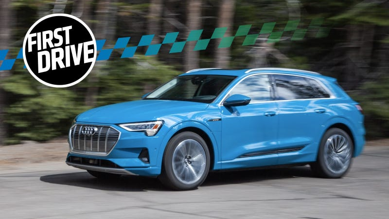 The 2019 Audi E Tron Makes A Strong Case For Choosing Charge