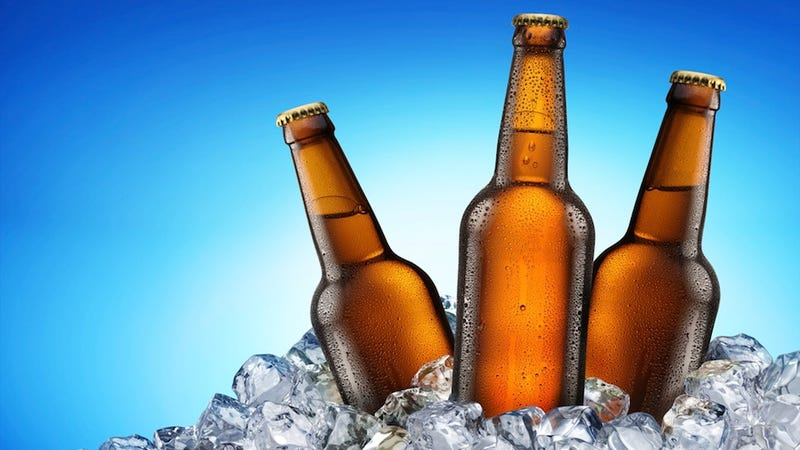 The Fastest Way To Cool Down Beer